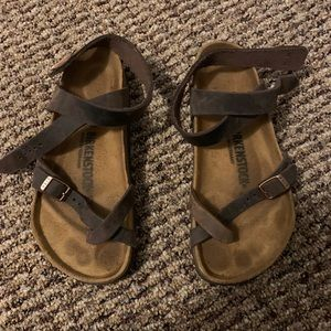 Birkenstocks!!! Only worn a couple times! Size 36
